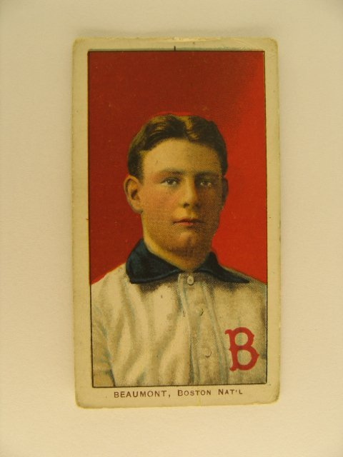 7: Beaumont T206 Tobacco Card