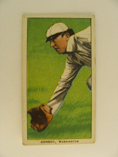 8: Conroy T206 Tobacco Card