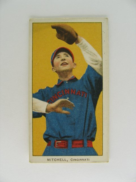 14: Mitchell T206 Tobacco Card