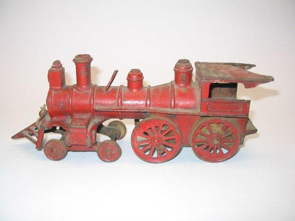 2003: Cast Iron Toy Train Engine