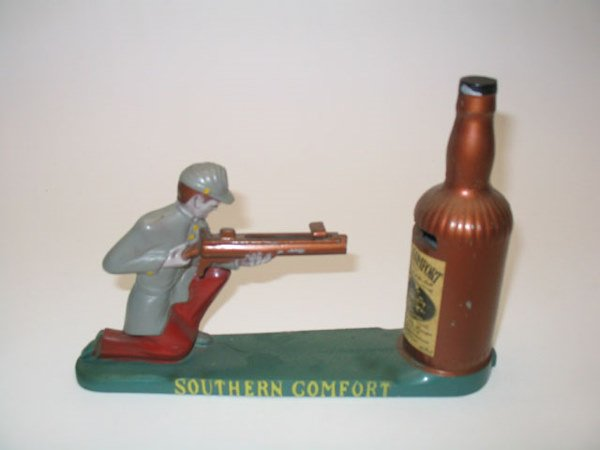 2019: Southern Comfort Coin Bank