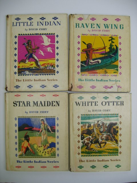 3009: The Little Indian Series Children's Books