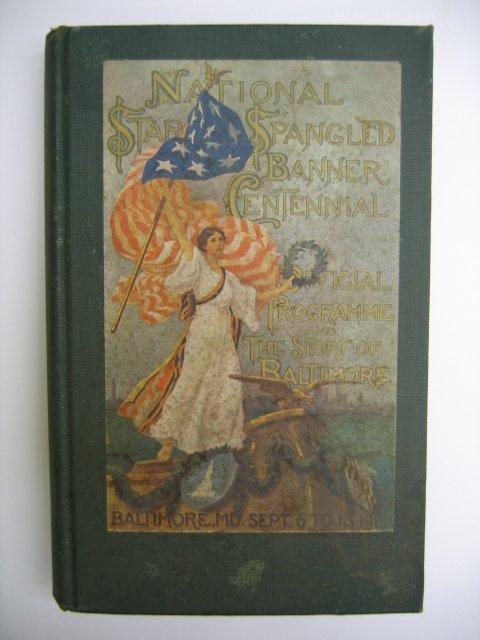 3018: National Star-Spangled Banner Centennial