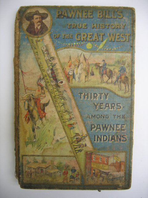 3019: Pawnee Bill's True History of the Great West
