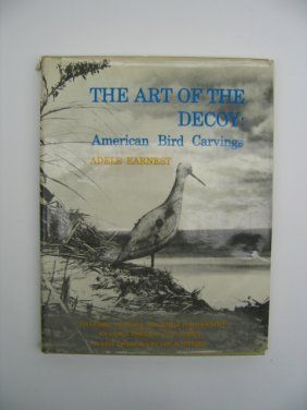 The Art Of The Decoy, American Bird Carvings