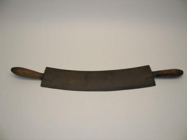 4202: Iron Fleshing Knife