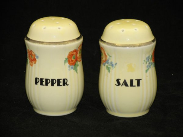 10: Halls Orange Poppy Salt and Pepper