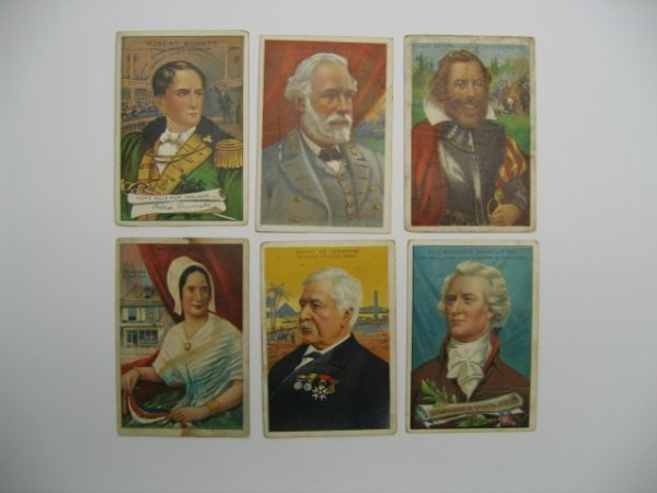 1021: Heroes of History Royal Bengals Cards