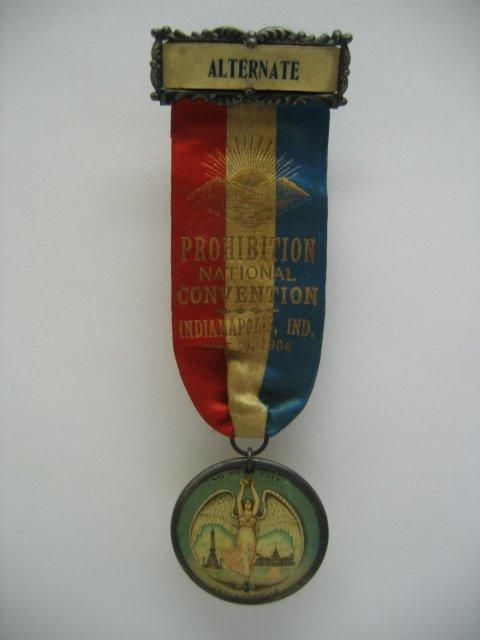 3009: Prohibition National Convention - Alternate - Rib