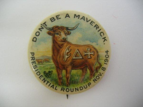 3012: Presidential Roundup pin