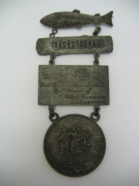 3021: Letter Carriers Convention Medal