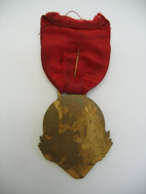 3080: 1924 Democratic National Convention Medal - 2
