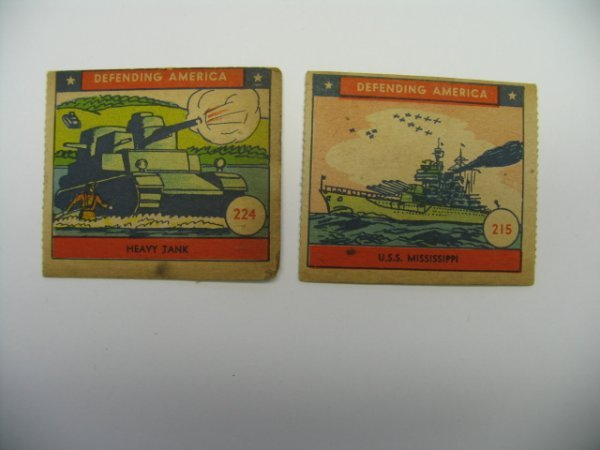 4024: Defending America 1941 W.S. Patriotic Cards (2)