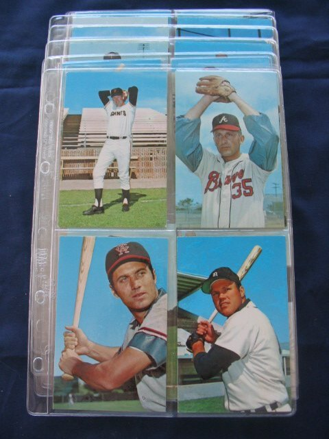 1161: (53) Different Baseball Dexter Post Cards from 19