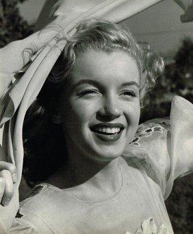 Marilyn Monroe 1947.