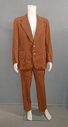 Dean Martinowned Ralph Lauren 1970's Ralph Lauren Suit