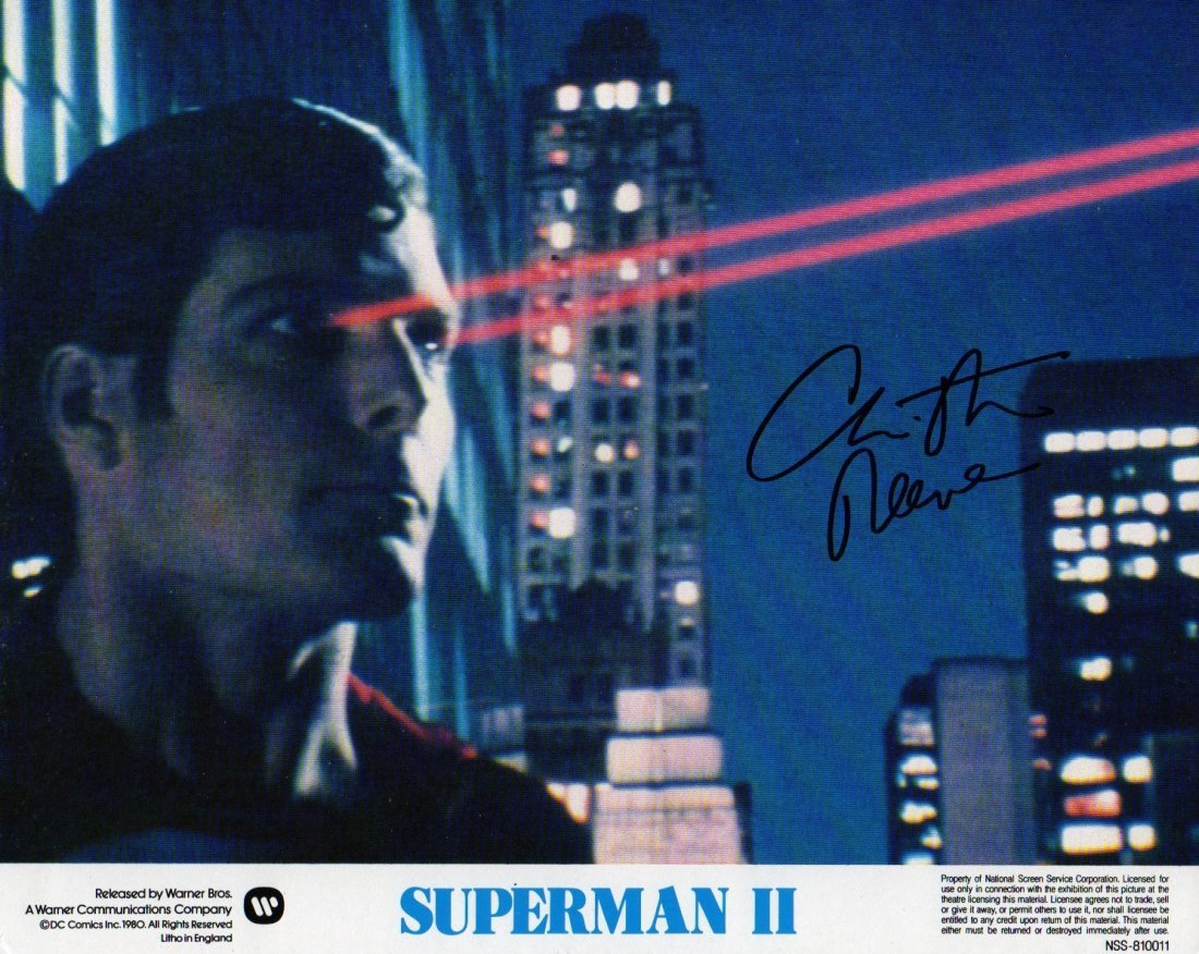 SUPERMAN II.