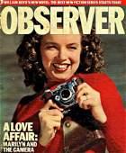 MARILYN MONROE OBSERVER 2 AUGUST 1987 MAGAZINE.