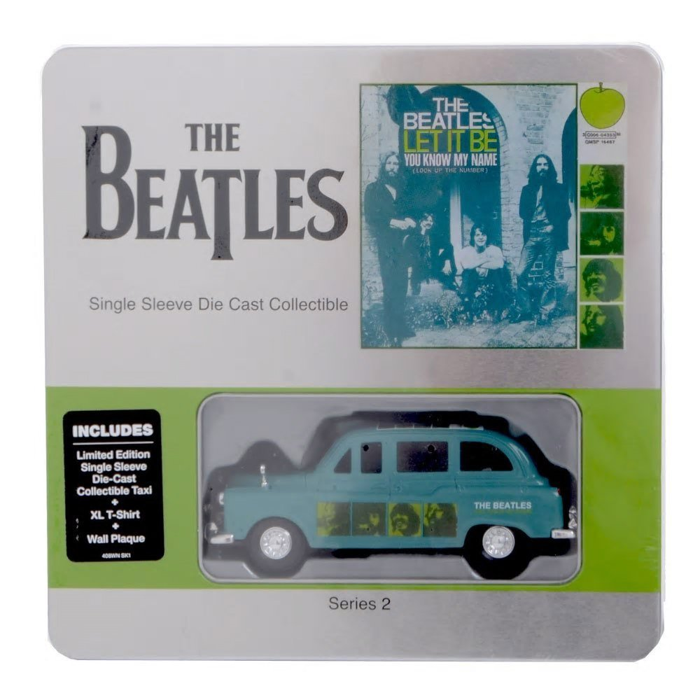 THE BEATLES: LET IT BE LIMITED EDITION DIE CAST.
