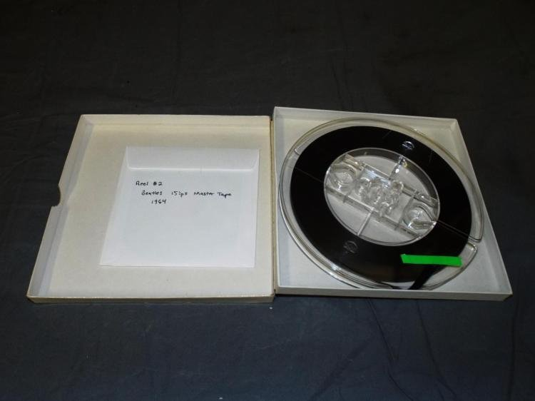 The BEATLES at Wembley Murray the K 1964 Tape. - 2