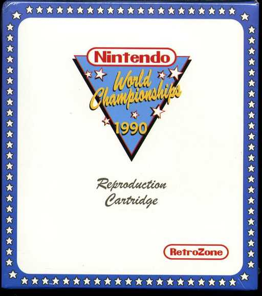 Nintendo World Championships Reproduction Cartridge