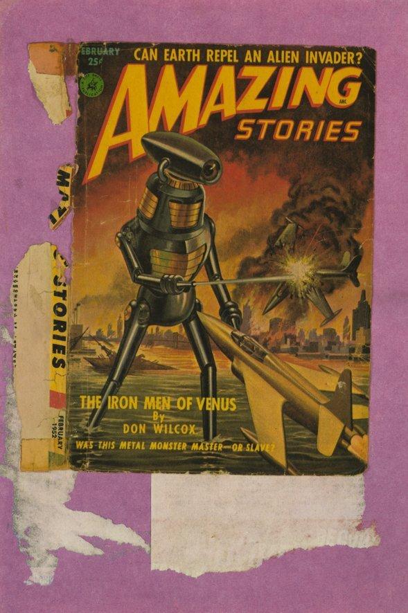 Eduardo Paolozzi: Amazing Stories (Bunk)