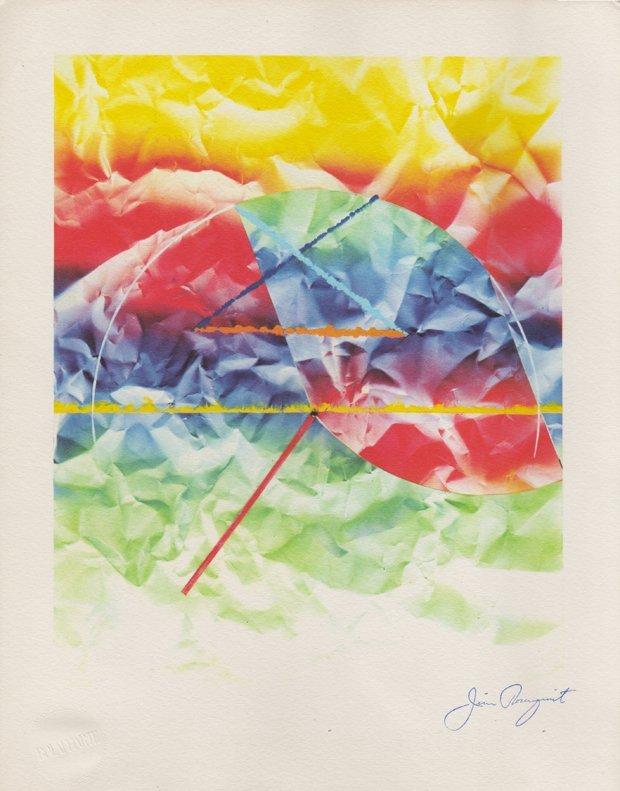 James Rosenquist: Bolaffiarte 1974