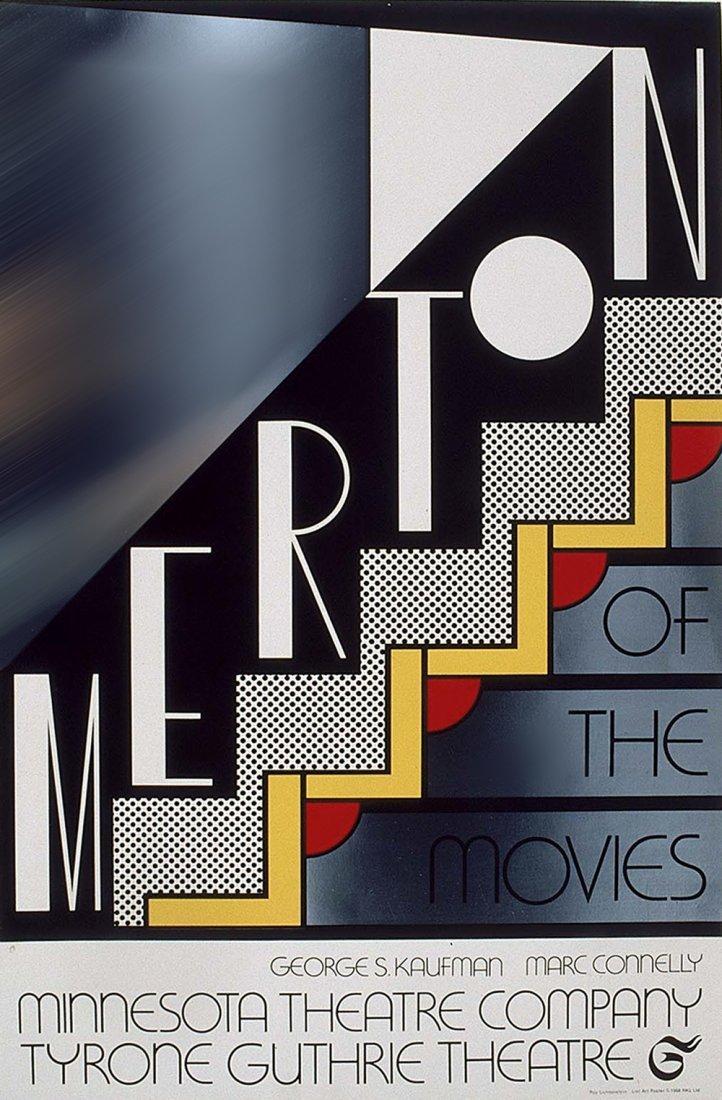 Roy Lichtenstein: Merton of the Movies (1968)