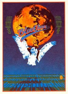 Blue Cheer 1967 Family Dog Concert PostcardHandbill