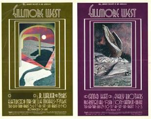 Canned Heat Fleetwood Mac 1969 Handbill
