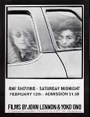 John Lennon - Films By John Lennon & Yoko Ono Poster