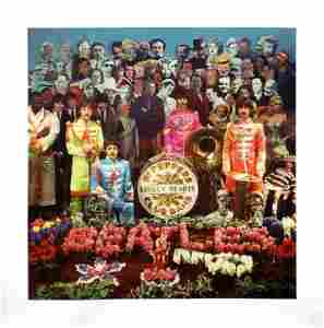 The Beatles - Sgt. Pepper's - Limited Edition Print