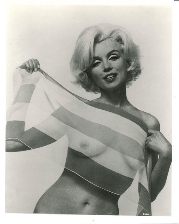 Marilyn Monroe - Vintage Silver Gelatin Prints