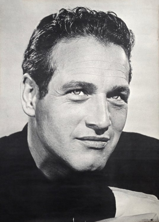 Paul Newman - 1966 Sixties Poster