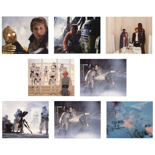 Star Wars - The Empire Strikes Back - 1980 Lobby Cards