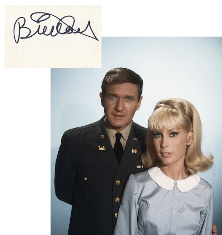 I Dream of Jeannie - Autographed Group Lot - 2
