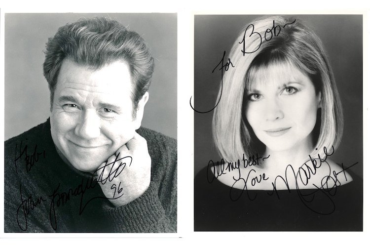 Night Court - Autographed Group Lot