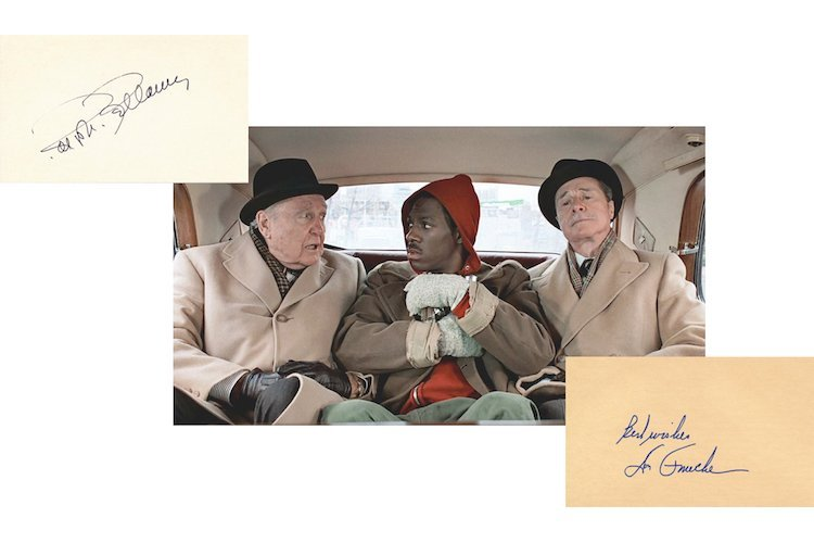 Trading Places - Autographed Group Lot
