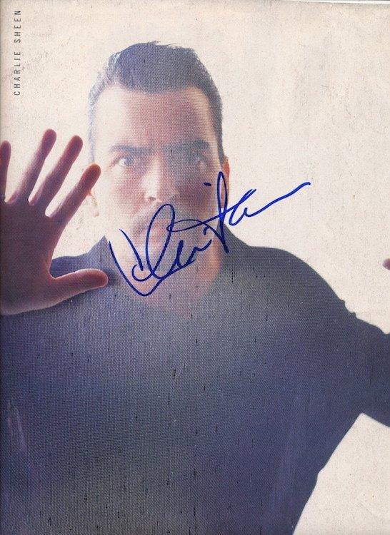 Martin Sheen - Charlie Sheen - Emilio Estevez - 2