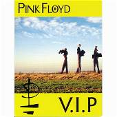 Pink Floyd  The Division Bell Tour  Backstage Pass