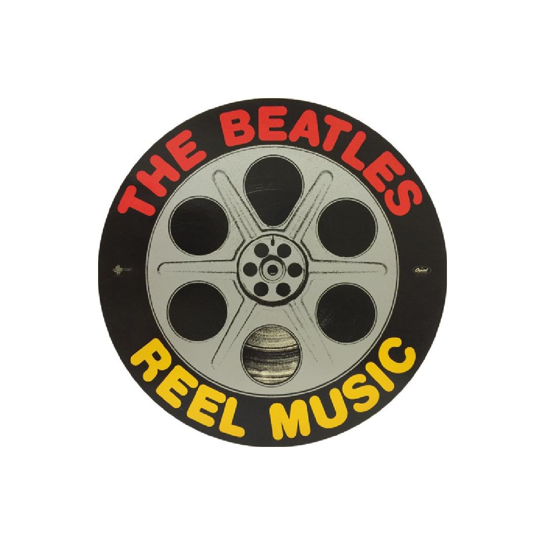 Beatles - Reel Music - 1982 Promotional Poster