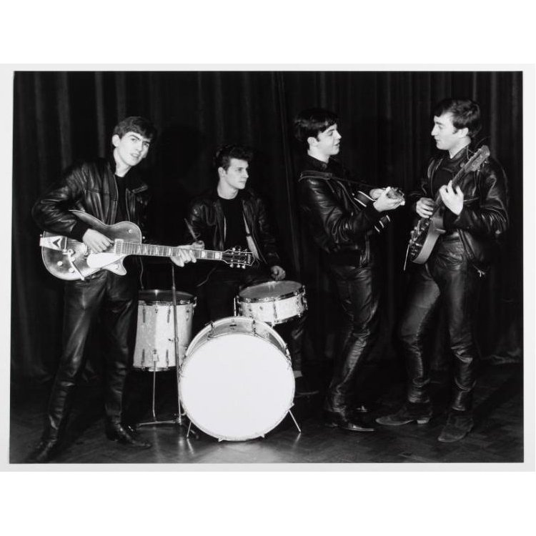 Beatles - Albert Marrion - Photographic Print