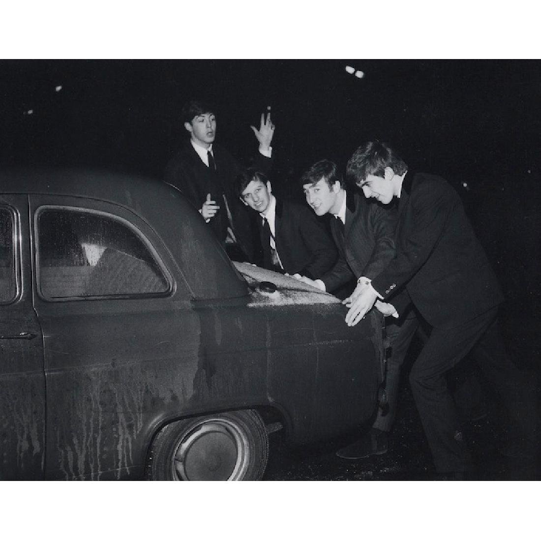 Beatles - Silver Gelatin Photographic Print