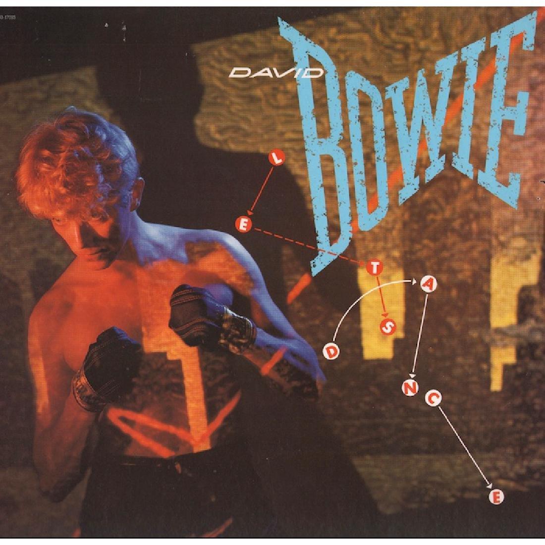 David Bowie - Let's Dance - 1983 Promotional Flat