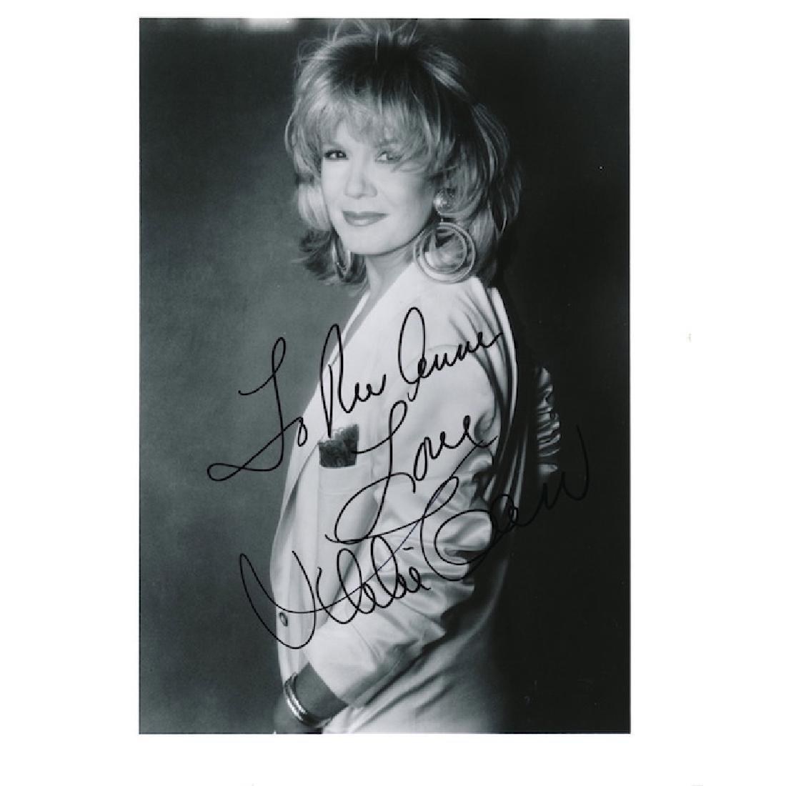 Vikki Carr Autographed Photograph