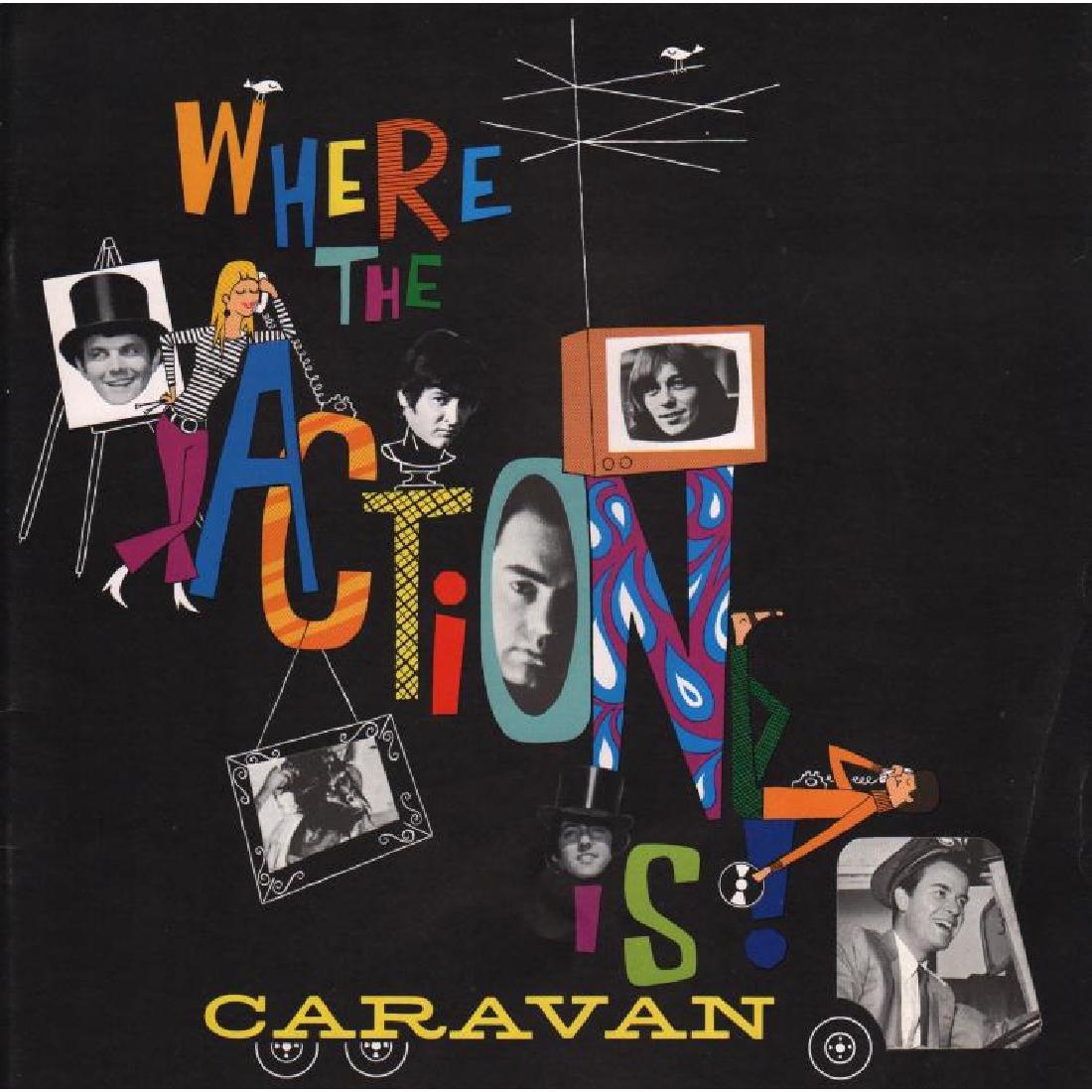 Neil Diamond - Caravan Tour - 1967 Program