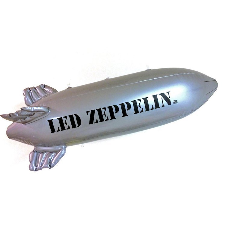 Led Zeppelin - 2003 Promotional Blimp