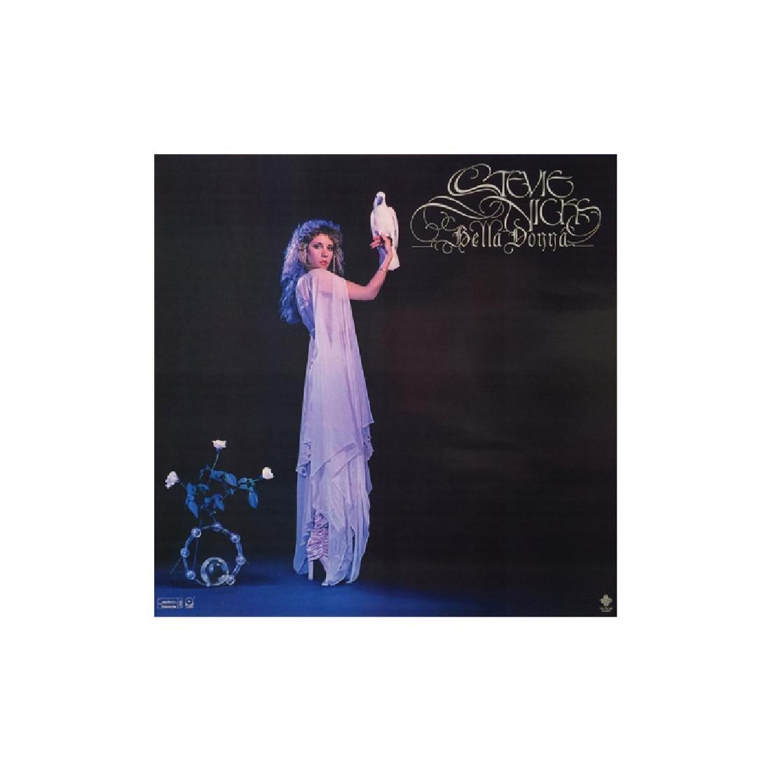 Stevie Nicks - Bella Donna - 1981 Promotional Poster