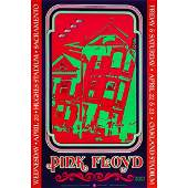 Pink Floyd - 1988 Concert Poster