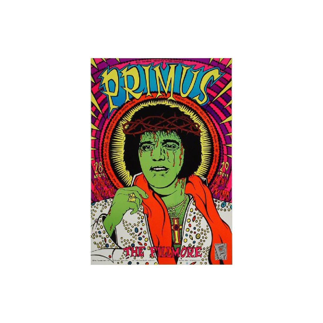 Primus - 1994 Concert Poster